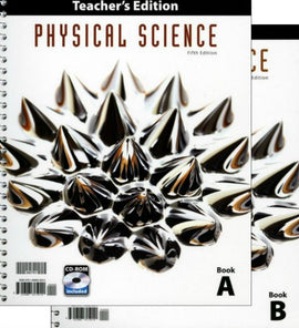 BJU Press Physical Science Teacher's Edition, 5th Edition