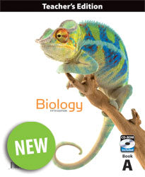 BJU Press Biology Teacher Edition, 5th edition