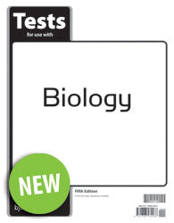 BJU Press Biology Tests, 5th Edition