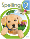 BJU Press Spelling 2 Student Worktext, 2nd edition