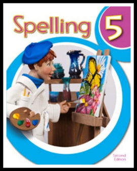 BJU Press Spelling 5 Student Worktext, 2nd Edition