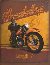 BJU Press Vocabulary Level D (10th Grade) Student Worktext, 3rd Edition