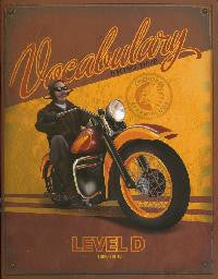 BJU Press Vocabulary Level D (10th Grade) T/E, 3rd Edition