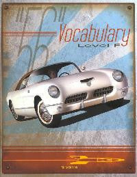 BJU Press Vocabulary Level F (12th Grade) Student Worktext, 3rd Edition