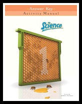 BJU Press Science 1 Activity Manual Teacher's Edition (3rd edition)