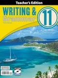 BJU Press Writing & Grammar 11 Teacher's Edition (3rd ed.)
