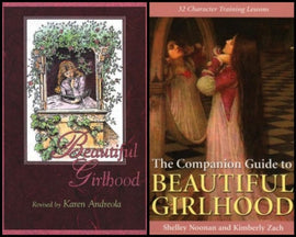 Beautiful Girlhood and The Companion (set)