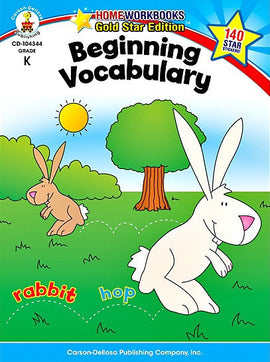 Beginning Vocabulary Grade K