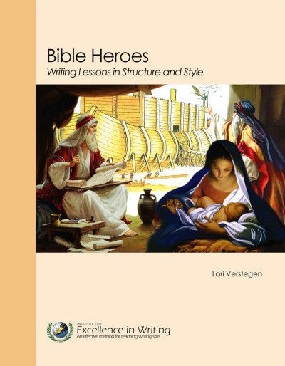 Bible Heroes Writing Lessons