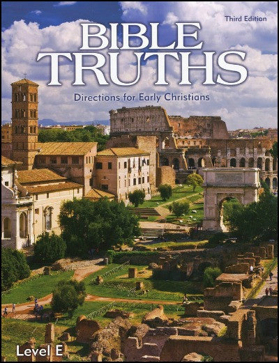 BJU Press Bible Truths Level E Student Text, 3rd ed.