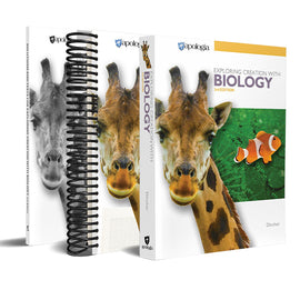Apologia Exploring Creation with Biology Advantage Set, 3rd Edition (Student Text, Solutions and Tests Manual, Student Workbook)