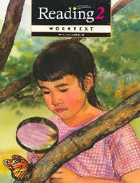 BJU Press Reading 2 Student Worktext (2nd ed.)