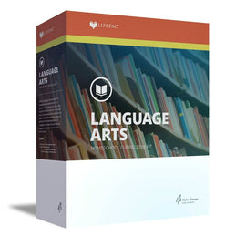 Alpha Omega LIFEPAC 10th Grade - Language Arts - Complete Set
