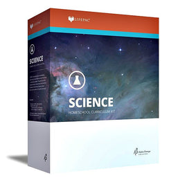 Alpha Omega LIFEPAC 10th Grade - Science - Biology - Complete Set