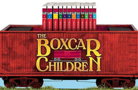 Boxcar Children Set (Books 1-12)