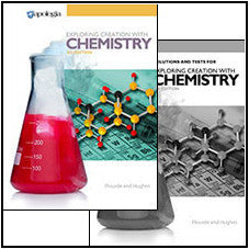 Apologia Exploring Creation with Chemistry 3rd Ed. (student text, solutions and tests manual)