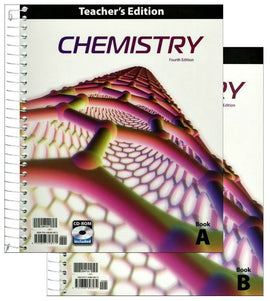 BJU Press Chemistry Teacher's Edition (4th Edition)
