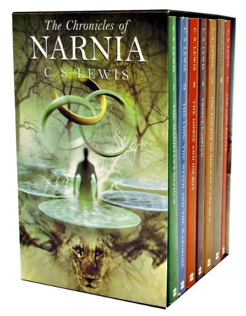 The Chronicles Of Narnia Set