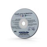 Complete-A-Sketch™ 123™ CD