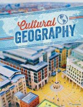 BJU Press Cultural Geography Student Text, 4th Edition