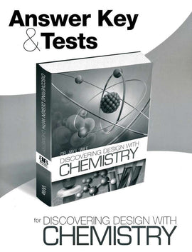 Discovering Design with Chemistry Answer Key & Tests