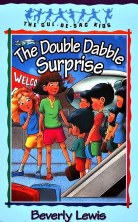 The Double Dabble Surprise, Cul-de-Sac Kids Book 1