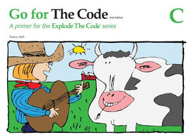 Explode the Code Go For The Code Book C - Grade K-1, 2nd Edition