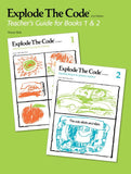 Explode the Code Teacher's Guide/Key, Books 1 - 2, 2nd Edition
