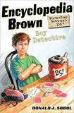 Encyclopedia Brown, Boy Detective (Encyclopedia Brown Series #1)
