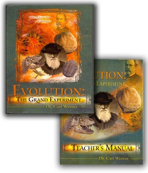 Evolution: The Grand Experiment Set