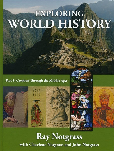 Exploring World History Part 1 (Updated)