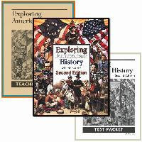 Exploring American History Package, 2nd Edition
