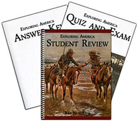 Exploring America Student Review Package (Updated)