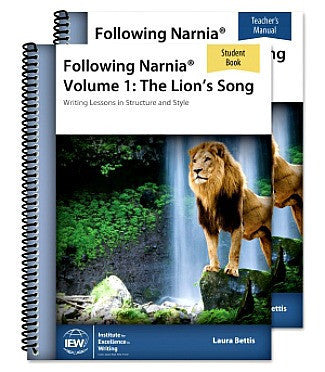 Following Narnia Volume 1: The Lion's Song (Teacher / Student Combo)
