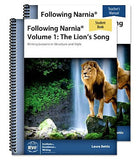 Following Narnia Volume 1: The Lion's Song Teacher/Student Combo