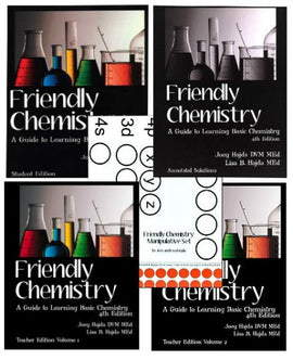 Friendly Chemistry Kit