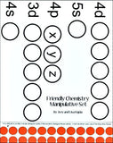 Friendly Chemistry Manipulative Booklet