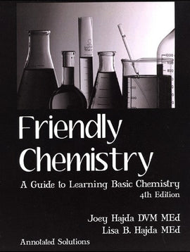 Friendly Chemistry Annotated Solutions Manual