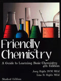 Friendly Chemistry Student Textbook
