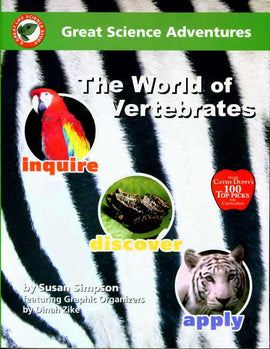 Great Science Adventures The World of Vertebrates
