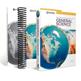 Apologia Exploring Creation with General Science Basic Set , 3rd Edition
