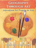 Geography Through Art, International Art Projects for Kids