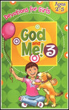 God and Me, Devotions for Girls Ages 2-5 Volume 3