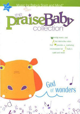 God of Wonders DVD Praise Baby Series