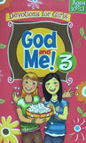 God and Me, Devotions for Girls Ages 10 -12 Volume 3