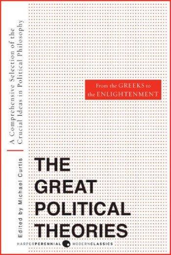 Great Political Theories Volume 1 (D,E)