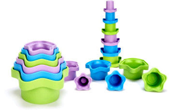 Stacking Cups by Green Toys