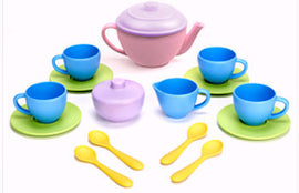Tea Set by Green Toys