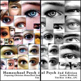 Homeschool Psych, 2nd Edition Set