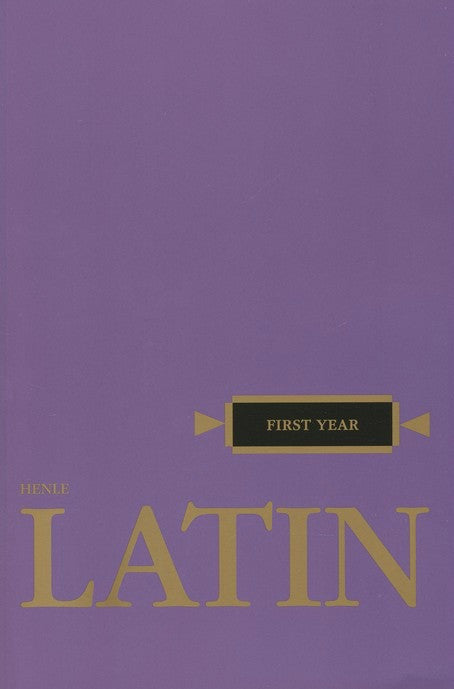 Henle Latin 1 Text
